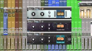 Mixing With Mike Mixing Tip: Compressing Vocals With the 1176 Compressor