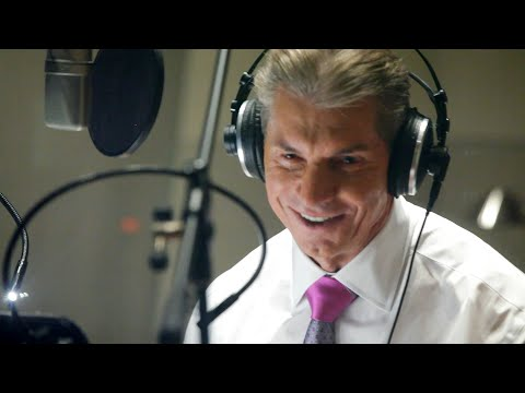 Behindthes of Camp WWE's legendary voiceover sessions WWE Network Exclusive
