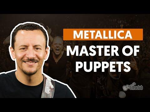 Master of Puppets - Metallica (aula de baixo)