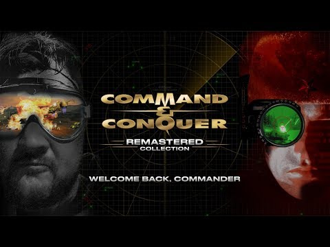 [18+] Шон играет в Command \u0026 Conquer Remastered Collection (PC, 2020)
