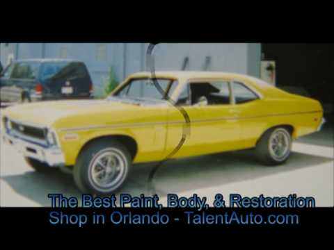 Welcome to talent auto the best auto body and paint shop for Best auto body paint shop