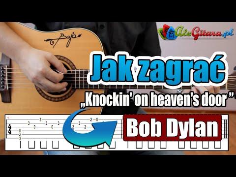 Jak zagrać na gitarze: Bob Dylan - Knockin' on heaven's door