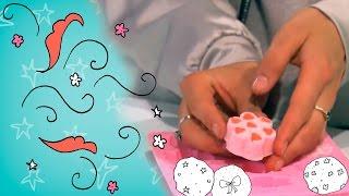 Kijk Maak zelf badbruisballen filmpje
