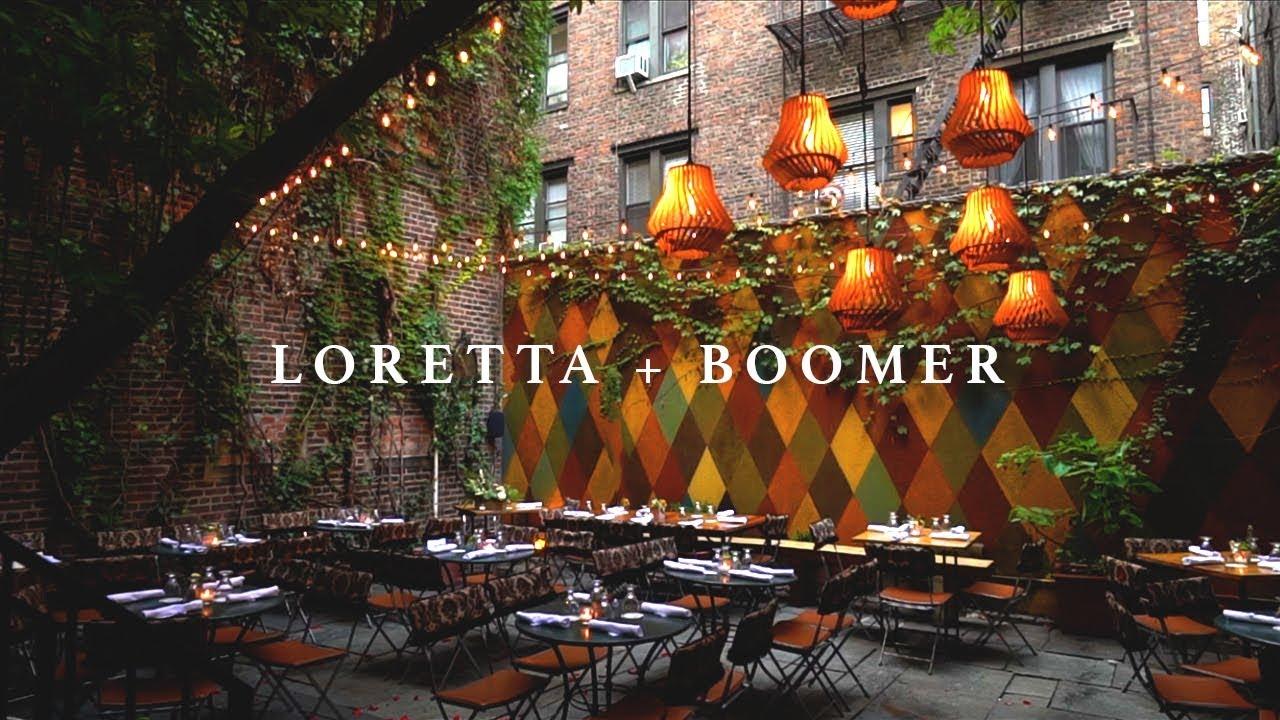 Phim cưới của Loretta & Boomer - PC019