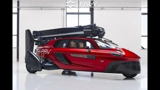 Flying Car - 2019 Pal -V Liberty - World's First Flying Car You Can Buy Now thumbnail