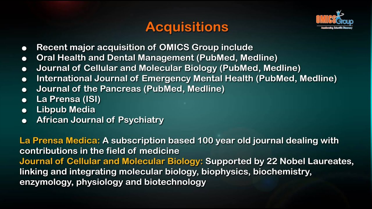 OMICS Group International