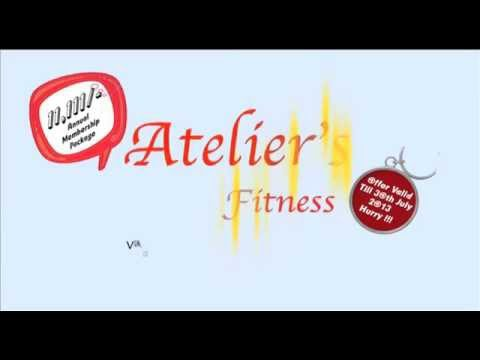 Ateliers Fitness 2013 AD !!!!