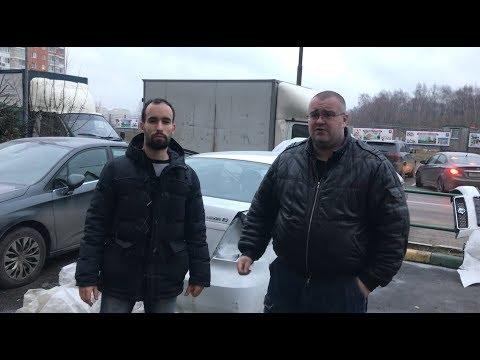 Автомобили Равон - Дорожный краш-тест или как выжить при ДТП (Ravon R3)