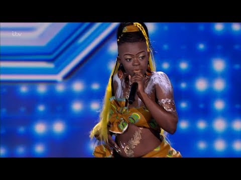 The X Factor UK 2018 Kleo Six Chair Challenge Full Clip S15E09