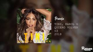 TINI, Karol G - Princesa (audio)