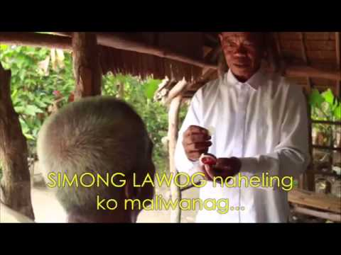 SIMONG LAWOG (Thy Face) Slideshow (Sarung Bangui by Charlotte Marie T. Camacho)