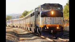 Amtrak California Dash 8