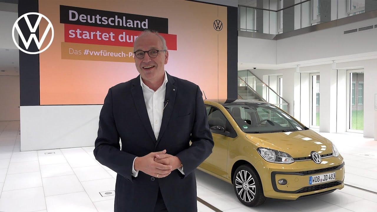 Jürgen Stackmann 14.05.2020: COVID-19 Update   Volkswagen