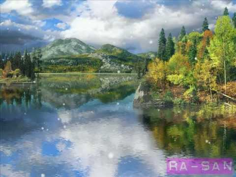 3D Four Seasons screensaver