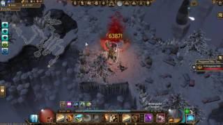Drakensang Online /Christmas Event/ #0 / First run/ (Mode 3) #fail