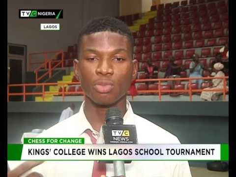Chess for Change: Kings' College wins Lagos School tournament