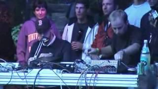 Hardfloor   Live PA @ Vision 2001 DivX5