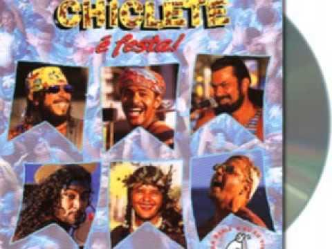 Chiclete - Saia Rodada