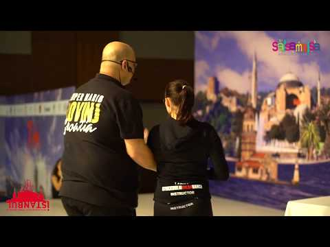 Super Mario Salsa Workshop at 7th Istanbul Dance Festival