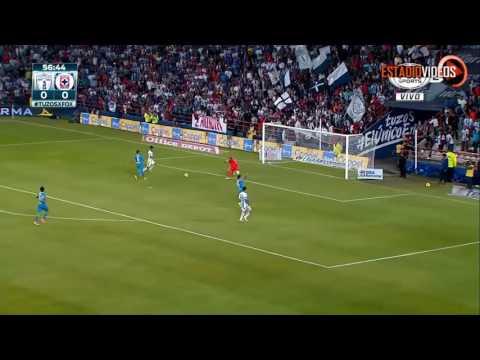 Pachuca 2 - 2 Cruz Azul , Gol del Conejo Perez, Goles y resumen 29/04/2017