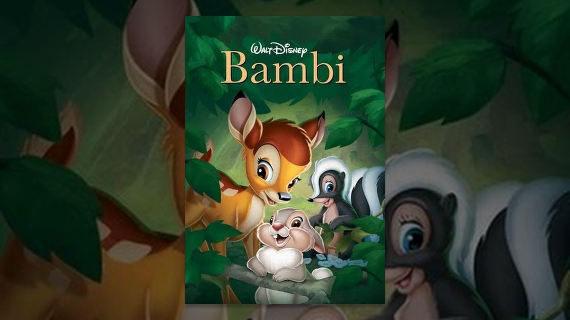 Bambi (VF) - YouTube Movies