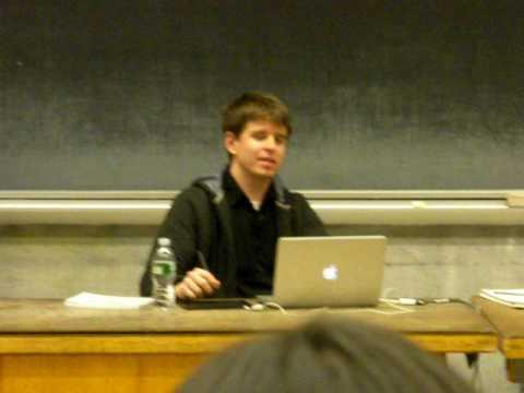 Randall Munroe (XKCD) at MIT