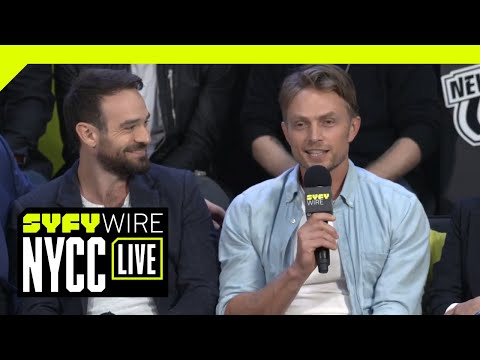 Exclusive: Wilson Bethel Confirms Daredevil Character  NYCC 2018  SYFY WIRE