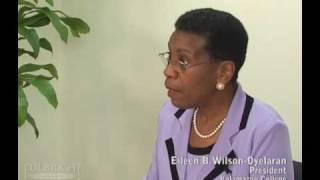 Eileen Wilson Oyelaran on the SIR Program