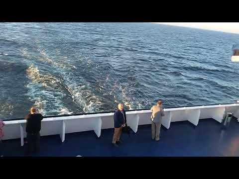 Helsinki to Tallinn | Vikining line express ferry | Finland Estonia