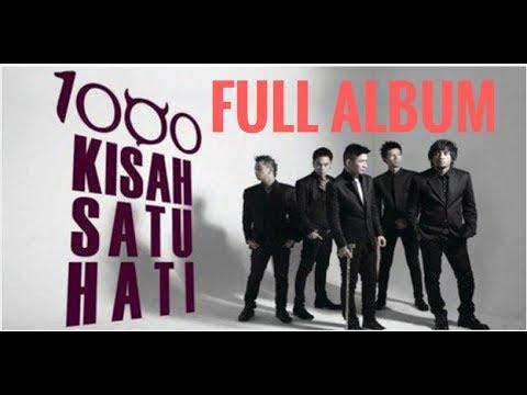 UNGU Band - 1000 kisah satu hati (FULL ALBUM)