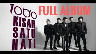 UNGU Band - 1000 kisah satu hati (FULL ALBUM)