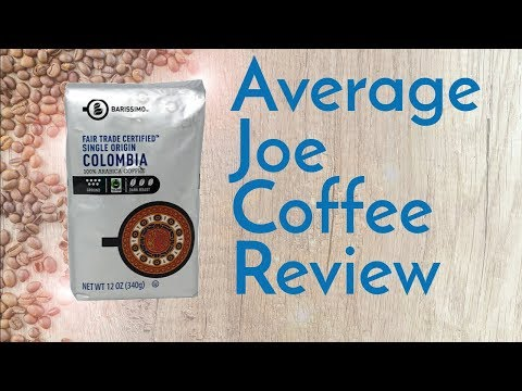 Aldi Barissimo Colombian Coffee Review