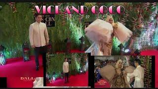 ABS CBN BALL 2019 UPDATE | VICE GANDA AND COCO MARTIN