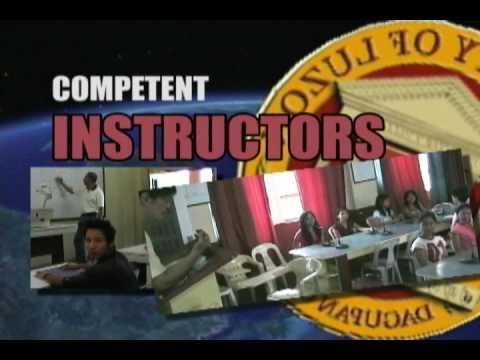 Univ. of Luzon, Accredited Status