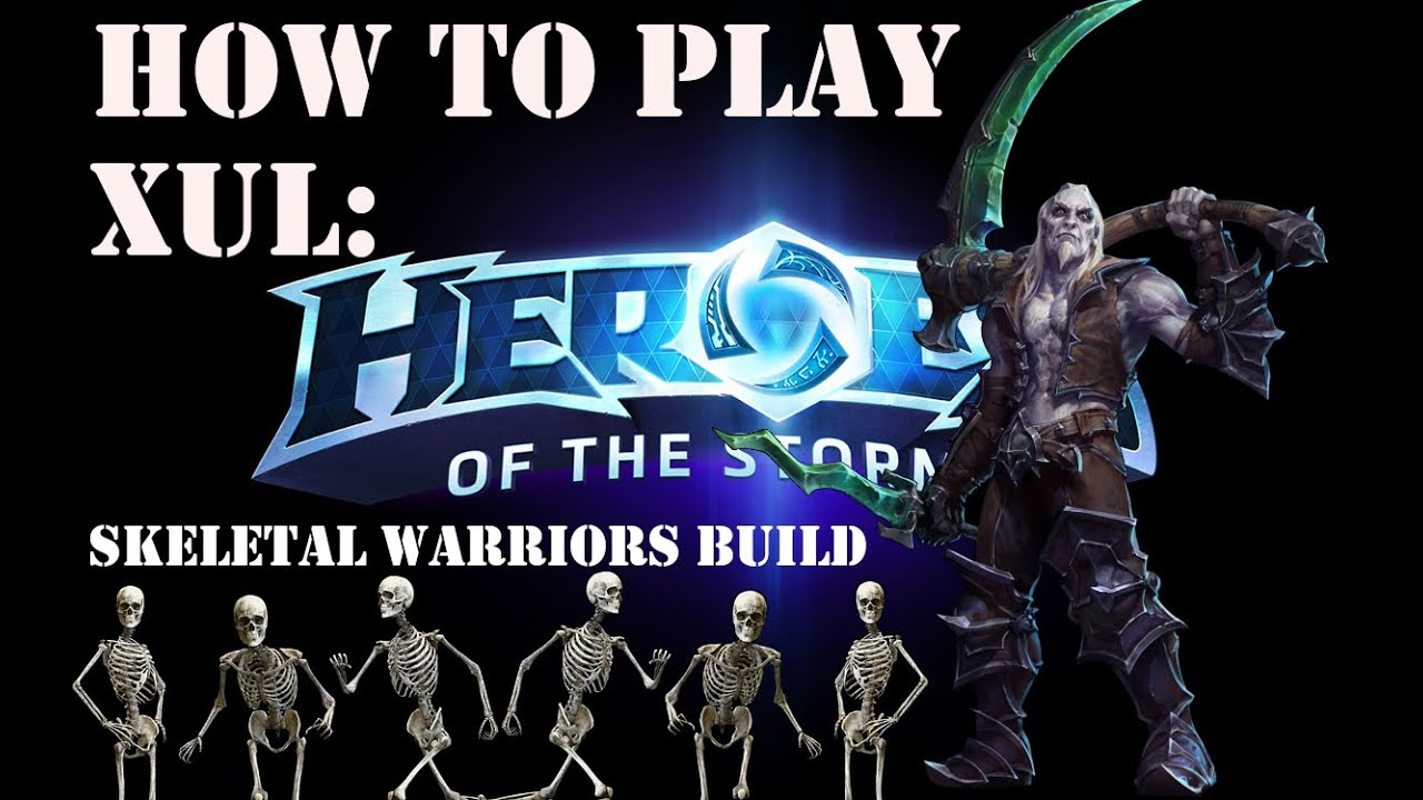 Xul Build Guide Skeletal Warriors W Unimaginative Youtube This zilean support build for lol is based on win rates and use this zilean build guide to statistically win more games in league. youtube