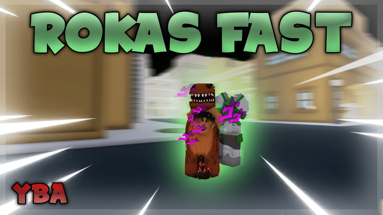 How to Find Rokakaka Fruit FAST in Your Bizarre Adventure   YBA Roblox