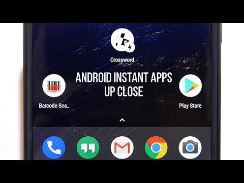 Android Instant Apps On Android O Up Close