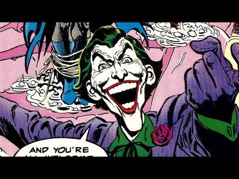 Top 5 Best Joker Comic Covers