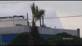 Ayvalık'ta Zeytinyağı Fabrikasında Patlama