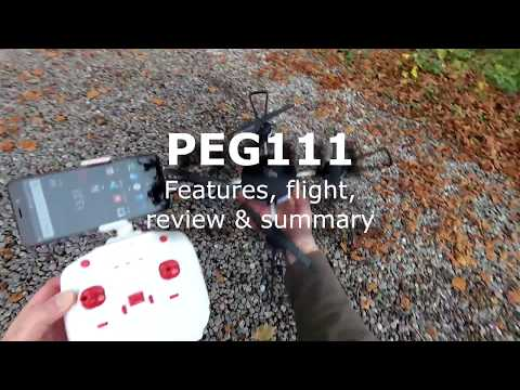 PEG111 cheap 210mm quad drone TX or APP flight WiFi FPV Great Night Flight LEDs