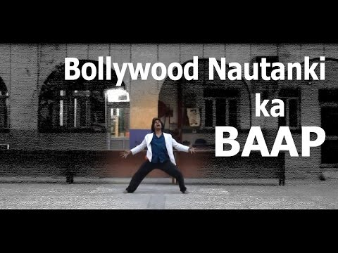 Bollywood solo dance by Gaurav Mehra - ( creative + funny)