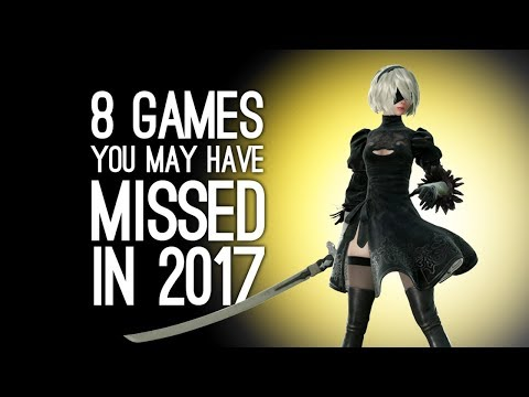 Download Youtube: 8 Best Games You Might Have Missed in 2017