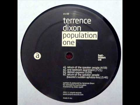 Terrence Dixon - Return Of The Speaker People (Kasuto's Sudden Aphasia mix)