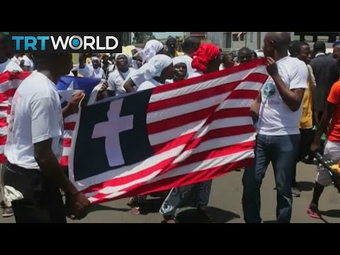 Liberia Independence: African nation marks 170 years of independence
