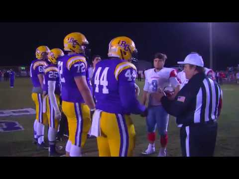 Dale Co. at Bibb Co. 2017 4A First Round Playoff Highlights