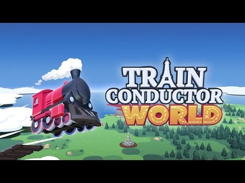 Train Conductor World (The Voxel Agens) - iOS / Android HD Gameplay Trailer