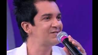 Raul Gil (21/12/13) - Regis Danese canta junto com a sua filha ´Amor de Pai´