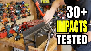 Best Impact Driver Shootout 2019 - Over 30 Models Tested
