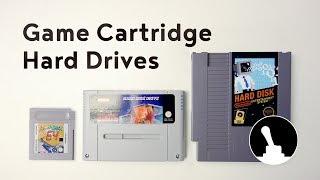 Make a Game Cartridge Hard Drive