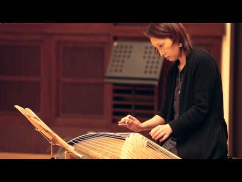 Utakata, violin & 20-string koto (by Basil Athanasiadis) streaming vf
